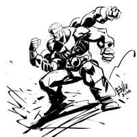 Quadricep: Heavily Armed [EWG] by Robenix