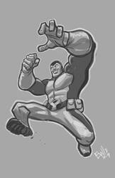 Silverback: Into Action! [EWG] by Robenix