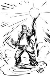 Auroraman: Make the Magic Happen [EWG] by Robenix