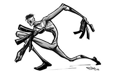 Infinix: Dimensionally Stretched [EWG] by Robenix