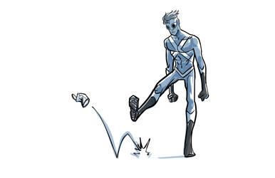 Infinix: Feeling Blue [EWG] by Robenix