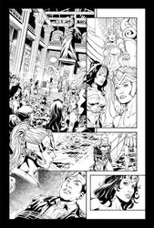 Injustice 2 Page 7 [FOR SALE] by TheInkPages