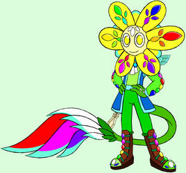 ClariTale - Flowey (New form) by LegendsOfClarity