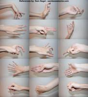 Hands 2 [Download In Desc] by AwesomeStock