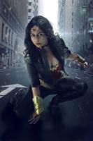 Wonder Woman by Susana--chan