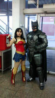 Wonder Woman , Batman Vs Superman by Susana--chan