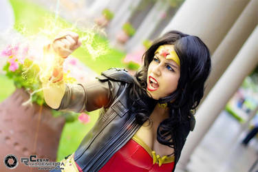 Me as Wonder Woman by Susana--chan