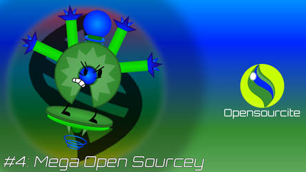 Mega Open Sourcey by AgentEliteFirey