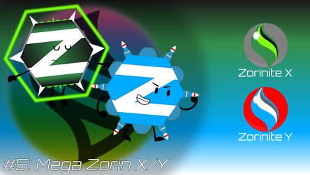 Mega Zorin XY by AgentEliteFirey