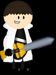 AgentEliteFirey's New Sword + New Design by AgentEliteFirey