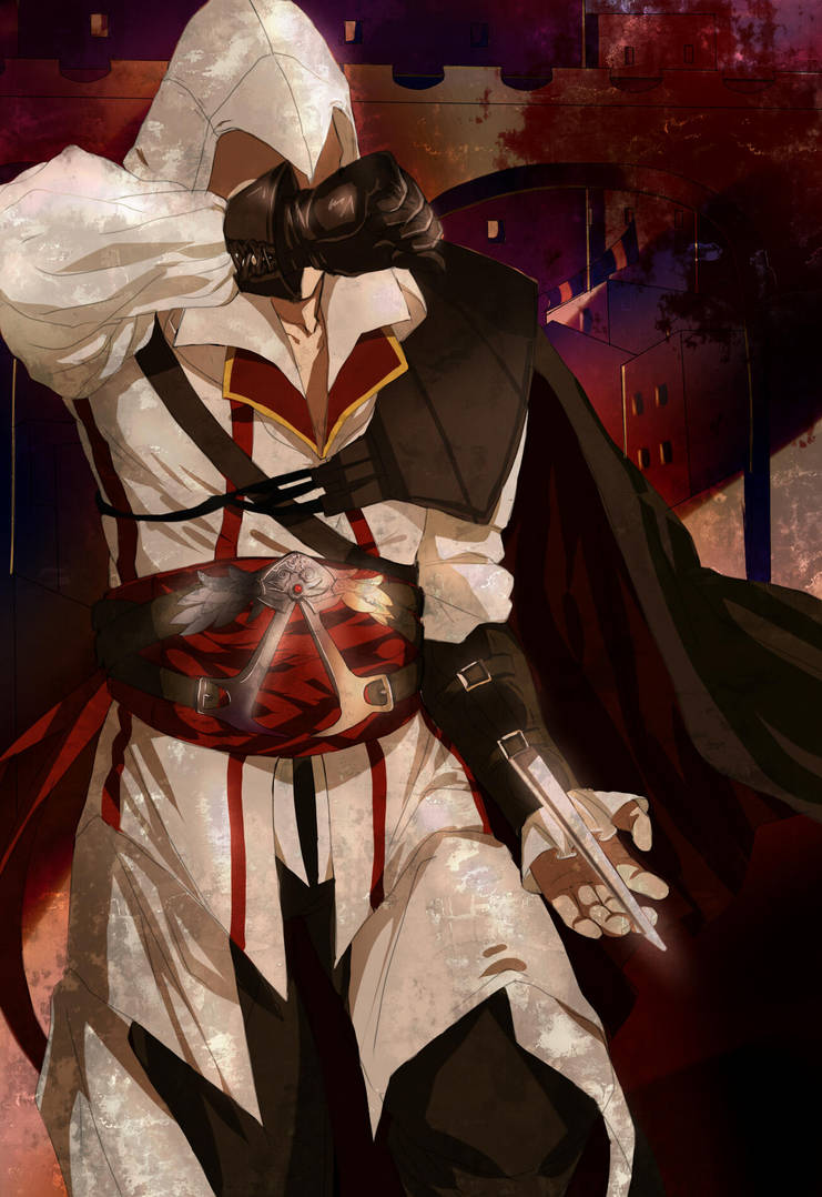 Assassins creed by bollito