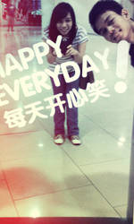 Happy Everyday =D by isaacmark