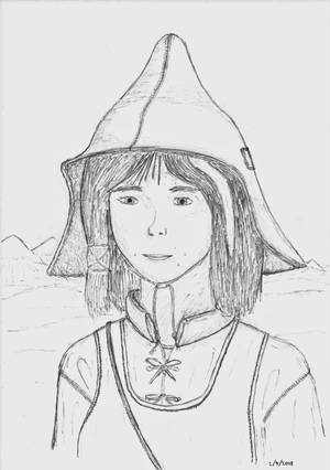 Tenari Peasant by Brijeka