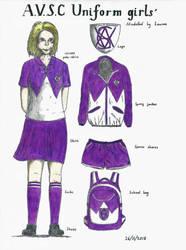 My School Uniform (Concept) by Brijeka