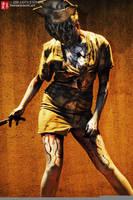 Silent Hill Nurse cosplay Fav. by Doom-In-A-SKORT