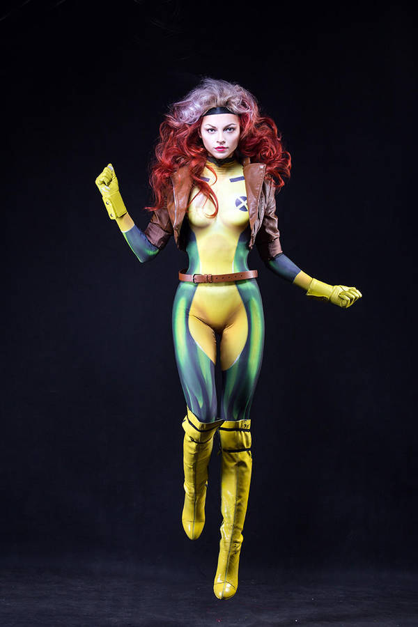 Rogue - X-men by ormeli