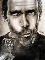 House M.D. by AlaseaInk