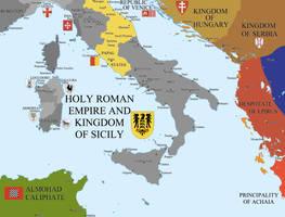 Hohenstaufen Italy by Hillfighter