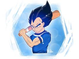 Batter Up! by NekosVeggies