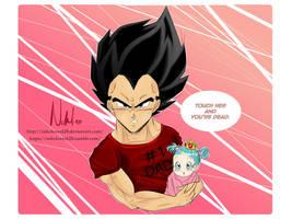 #1 Dad by NekosVeggies
