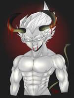 Come Meet The Devil Himself by NekosVeggies