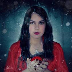 Snow white revenge - light ver by PriscillaSantanaArts