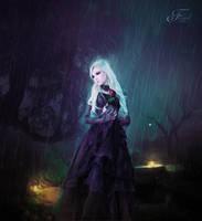 Midnight by PriscillaSantanaArts