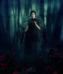 Gargoyle by PriscillaSantanaArts