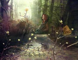 Spring Awakening by PriscillaSantanaArts