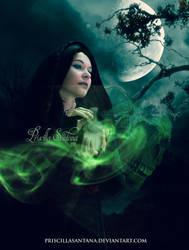 Freeing Up Ghosts by PriscillaSantanaArts
