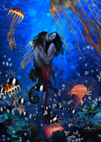 Forbidden Passion by PriscillaSantanaArts