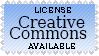 CC Stamp by PriscillaSantanaArts