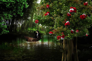Forest Explorer by PriscillaSantanaArts