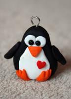 :: penguin :: by Flowerinka