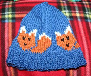 Fox hat by Sela01