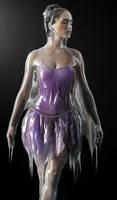 Frozen Ballerina by mikehunt2911