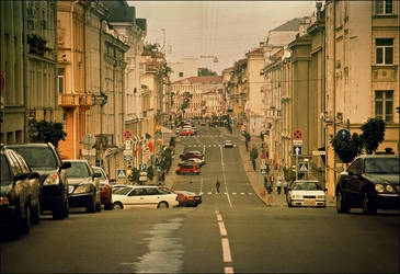 My city by andreydubinin