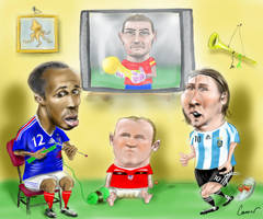 world cup 2010 by canerator
