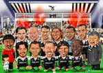 besiktas cartoon portrait 2002_2003 by canerator