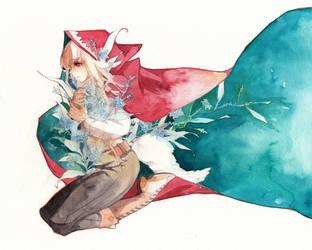 (261215) commission for Yozuru by kykie02