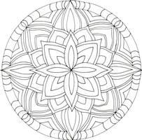 Mandala 2 WIP by Artwyrd