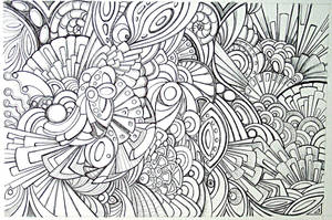 Biro Abstract 29March2010 WIP by Artwyrd