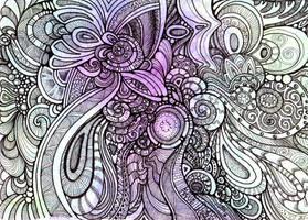 Synchronicity 1 by Artwyrd