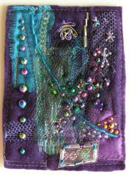 Textile panel 3 by Artwyrd