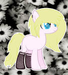 Jessie Nessie Official Debut by MLPFangirl109