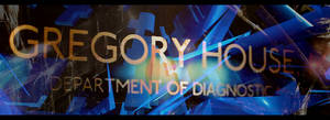 Gregory House name tag. by ChiaryLoveHouse95