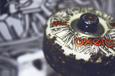 Oxelo Skateboard Wheels. by ChiaryLoveHouse95