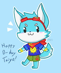 Taiyo - (Birthday)Gift by RosaTheFina