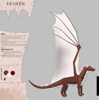Kroren Reference Sheet by Kroren