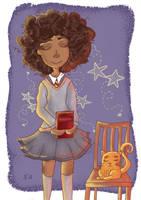 Hermione Granger by FFairyy